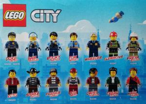 lego city minifigures 2020 personaggi lego
